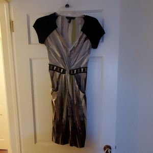 BCBG Max Azria Ariana shift dress